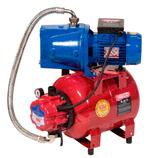 1 pump type 148J with VALCOTANKONTROL (Electronic Pressure Control System) and 19 litre tank