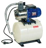 1 pump type 148J-SS, 24 litre tank with fixed membrane