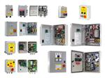 Starters and panels (control boxes)