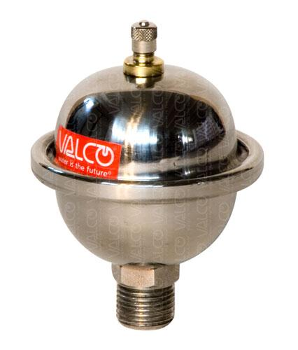 ARIES-F016-SS stainless steel water hammer arrester