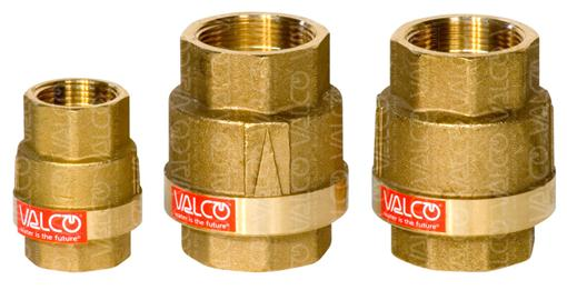 CFV Full flow heavy duty brass
