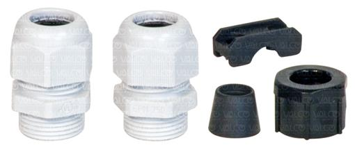Clamping and Sealing Range, Cable Glands