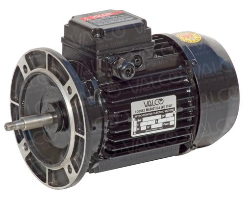 Valco s r l three phase 4 pole for High efficiency dc motor