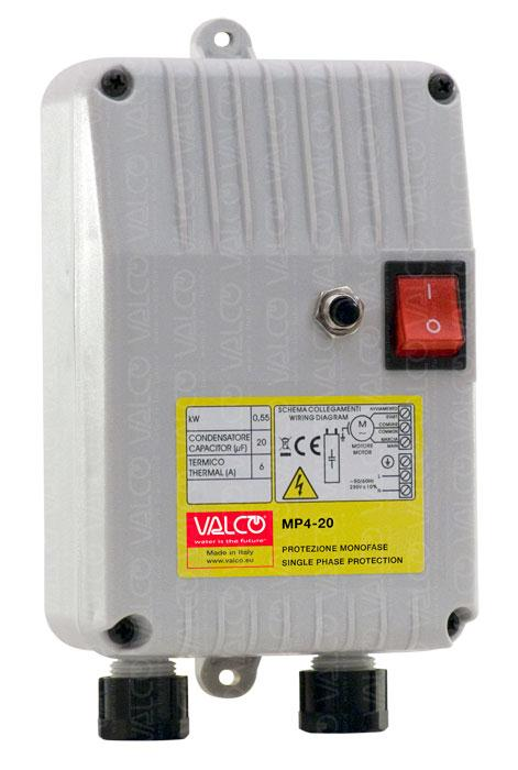 VALCO S.r.l. - Starters and panels (control boxes)