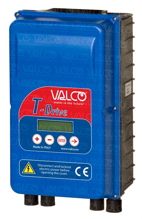 T-DRIVE Variable speed inverter