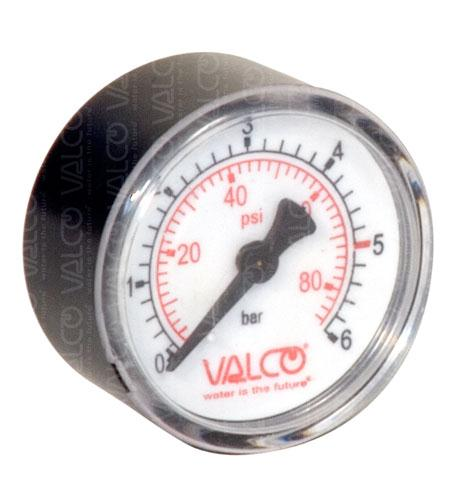 V50D Pressure Gauges (manometres)