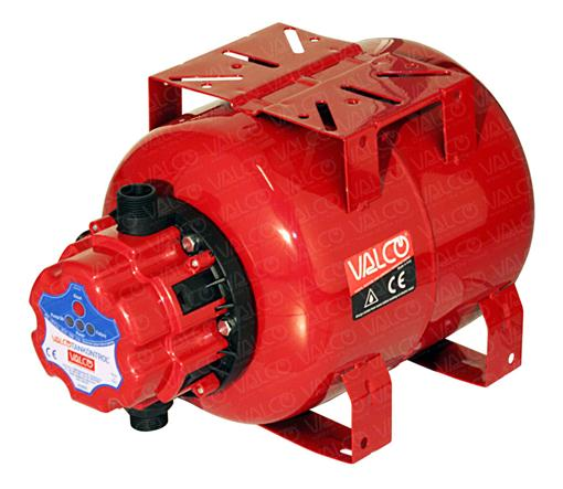 VALCOTANKCONTROL Pumpcontroller with water reserve