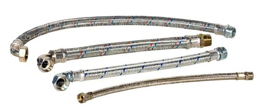 Flexible Hoses steel, stainless steel corrosion-proof