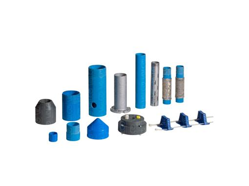 Pipes and Fittings for Borehole Wells