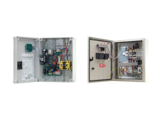 Protection and control panels