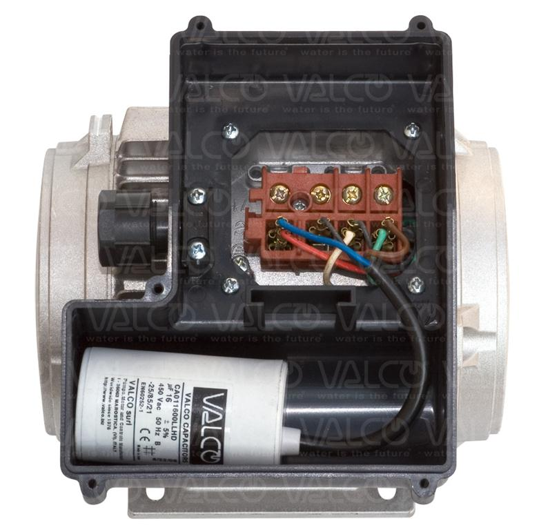 VALCO S.r.l. - ELECTRIC MOTORS HIGH EFFICIENCY