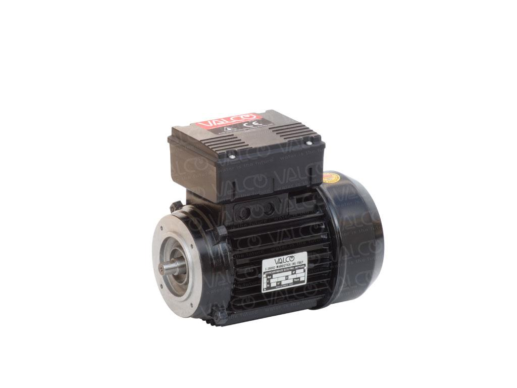 Valco s r l electric motors high efficiency for Single phase motor efficiency